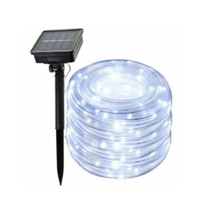 Tira de led energía solar de 7m y 12m