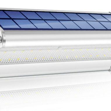 Luces energia solar