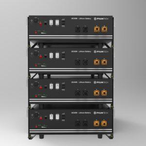 Batería de Litio PYLONTECH US3000 modular 75Ah 3,5 Kwh