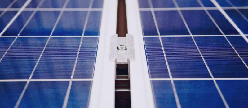 tornillería fijación paneles solares