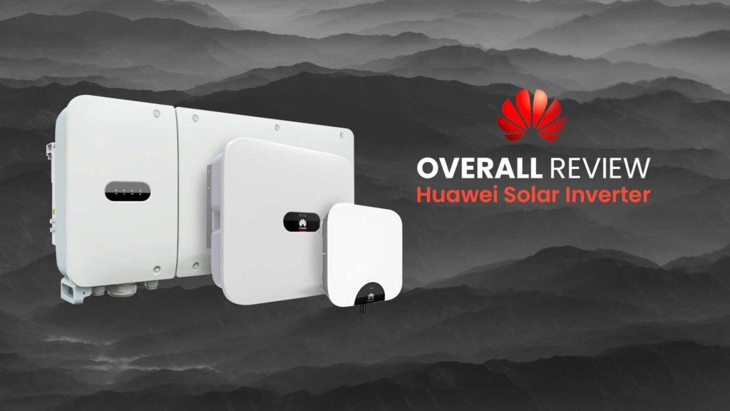 Inversor solar Huawei